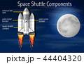 スペース 空間 宇宙のイラスト 44404320
