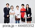 직업인,동료,남자,여자,한국인 44405352