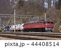 機関車けん引のマヤ検測列車 44408514