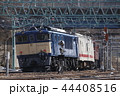 機関車けん引のマヤ検測列車 44408516