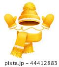帽子 ハット イラストのイラスト 44412883