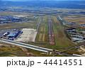 仙台空港滑走路 44414551