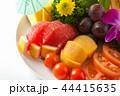 くだもの フルーツ 実の写真 44415635
