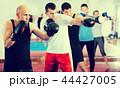 拳闘 リング グループの写真 44427005