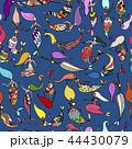 マーメイド マーメード 人魚のイラスト 44430079