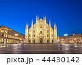 ミラノ 大聖堂 ミラノ大聖堂の写真 44430142