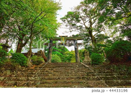 銅鳥居(かねのとりい):福岡県田川郡添田町大字英彦山 44433196