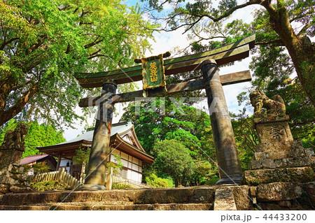 銅鳥居(かねのとりい):福岡県田川郡添田町大字英彦山 44433200