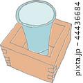 日本酒枡酒 44436684
