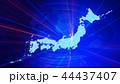 ネット ネットワーク インターネットのイラスト 44437407