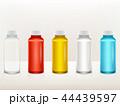 プラスチック プラスティック 容器のイラスト 44439597