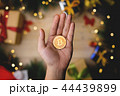 Bitcoin For Christmas Present Concept 44439899
