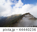 雲間の谷川岳 44440236