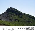 鉄山から見た安達太良山山頂 44440585