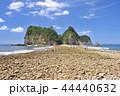 堂ヶ島 三四郎島 島の写真 44440632