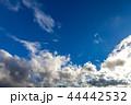 風景 青空 晴れの写真 44442532