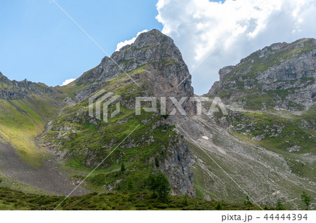 Mountain Landscape of the Italian Dolomites 44444394