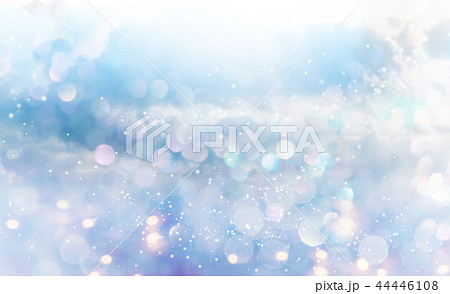 Abstract light and cludscape background 44446108