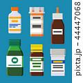 びん ビン 瓶のイラスト 44447068
