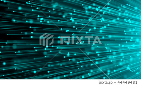 Optical fiber network cable. Abstract background 44449481