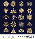パターン 柄 模様のイラスト 44449584