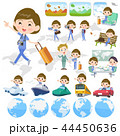 surgical wear women_travel 44450636