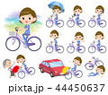surgical operation blue wear women_city cycle 44450637