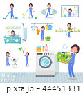 flat type surgical wear women_housekeeping 44451331
