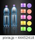 プラスチック プラスティック びんのイラスト 44452418