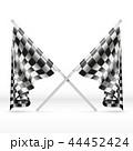 旗 フラッグ フラグのイラスト 44452424