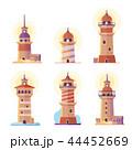 灯台 燈台 ライトハウスのイラスト 44452669