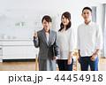 夫婦 家族 コンサルタント プランナー 不動産 商談 金融 保険 44454918