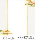 和-和柄-和風-背景-金箔-雲-霞-のし紙-ご祝儀袋 44457131