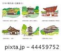 日本の観光地(近畿地方) 44459752