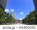 行幸通り 東京駅 丸の内駅舎 44460091