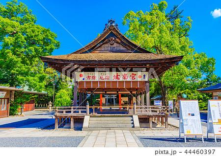 京都 城南宮 神楽殿 44460397