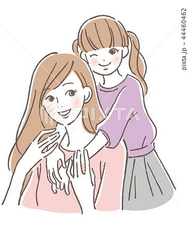 子供と母親 44460462
