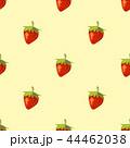 シームレス いちご イチゴのイラスト 44462038