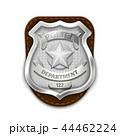 バッジ 記章 徽章のイラスト 44462224