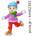 少年 子 子供のイラスト 44462302