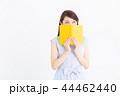女性 本 読書の写真 44462440