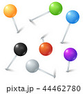 pin ピン ブローチのイラスト 44462780