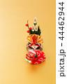 門松 飾り 正月飾りの写真 44462944