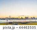 レインボーブリッジ 海 風景の写真 44463505