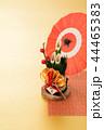 門松 飾り 正月飾りの写真 44465383