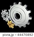 歯車 ホイール 車輪のイラスト 44470892