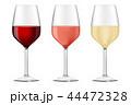 ぶどう酒 ワイン 葡萄酒のイラスト 44472328