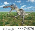 Dinosaur Suchomimus in a landscape 44474579
