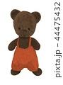 くま クマ 熊のイラスト 44475432