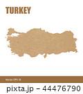 七面鳥 マップ クラフトのイラスト 44476790